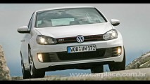 Suécia: VW e Golf largam na