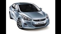 Hyundai apresenta linha 2013 do Elantra com novidades na Coreia do Sul