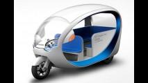 Tuk-tuk elétrico pode ser o futuro dos táxis no sudeste asiático