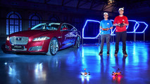 Jaguar XJ Drone Racing
