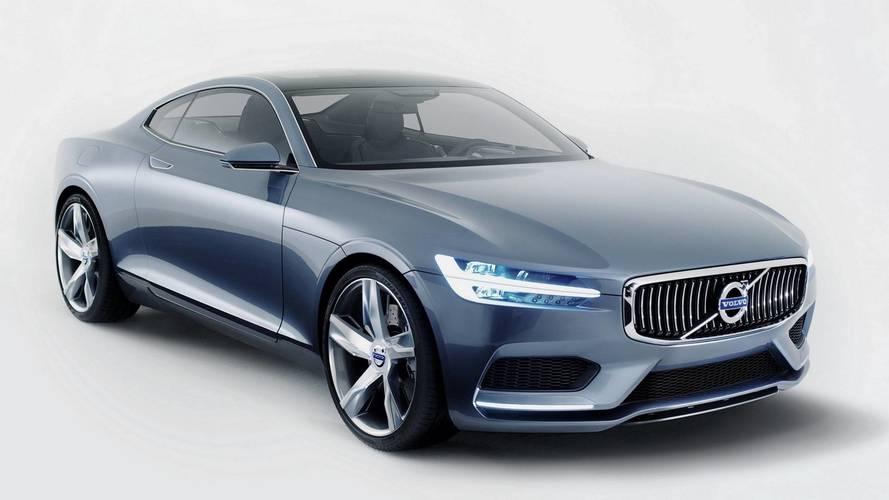 2013 Volvo Concept Coupé