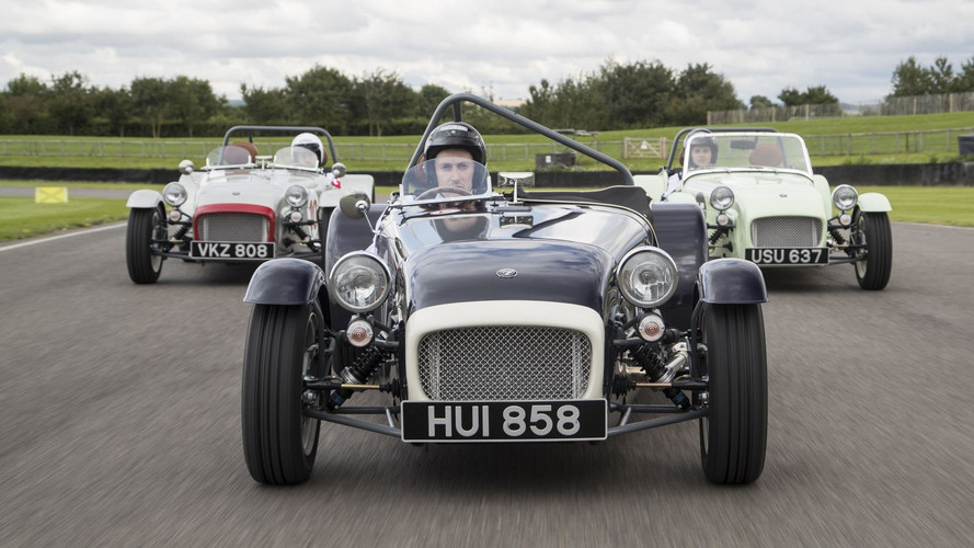 Buy A Caterham Today, Wait More Than A Year To Take Delivery