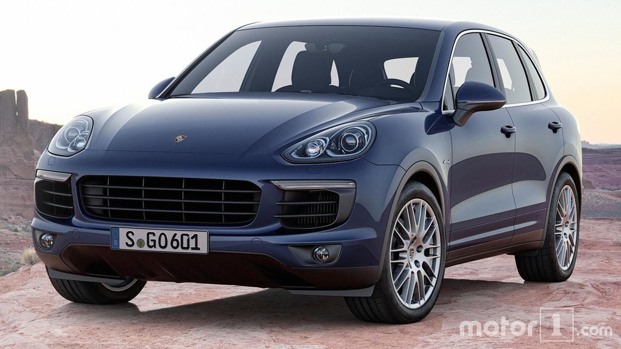 photos le nouveau porsche cayenne 3 rencontre le cayenne 2. Black Bedroom Furniture Sets. Home Design Ideas