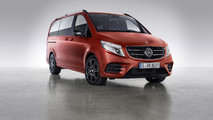 Mercedes V-Class Limited Edition