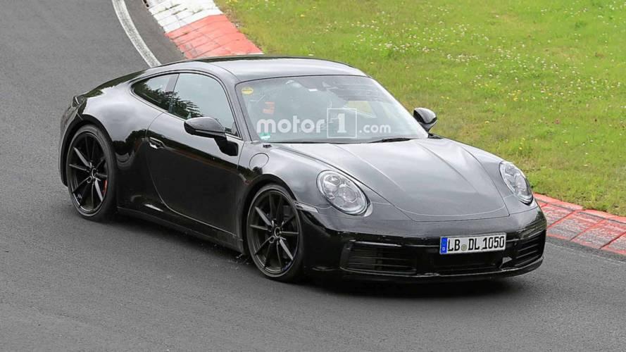 La nouvelle Porsche 911 en balade sur le Nürburgring