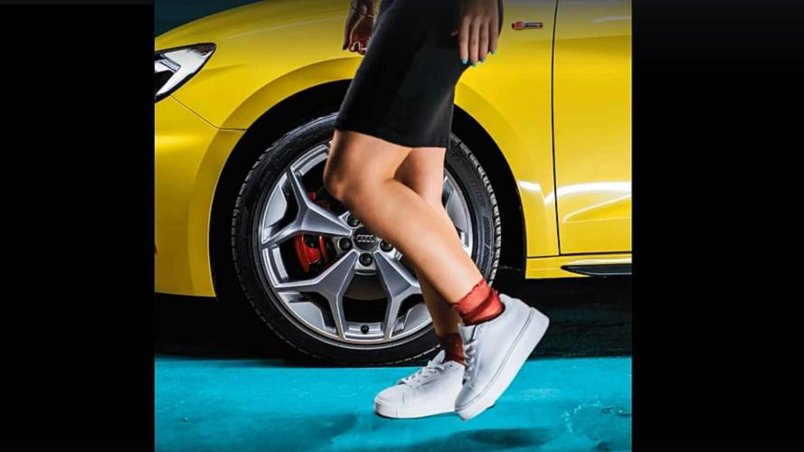 2018 Audi A1 teaser'ları