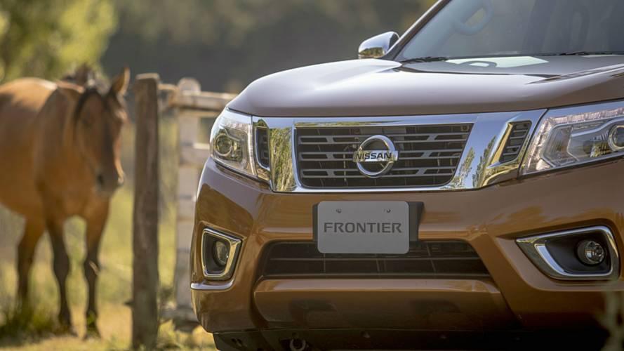 Nissan Frontier Argentina - Pré-produção