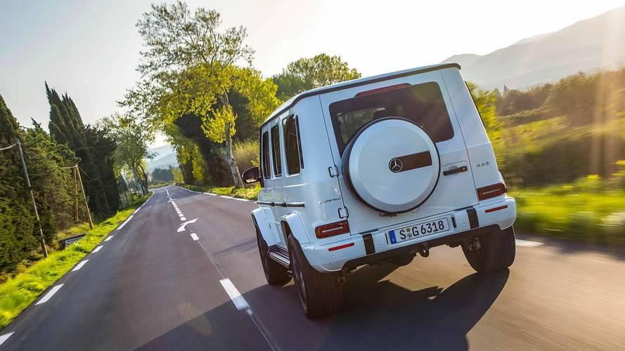 Mercedes-AMG G63 MY19