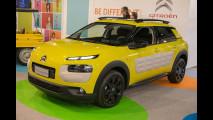 Citroen ad Auto e Moto d'Epoca 2015