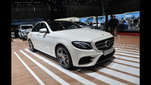 Mercedes al Salone di Ginevra 2016