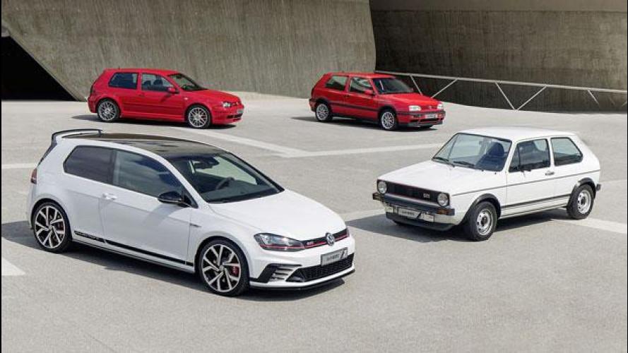 Volkswagen Golf GTI Clubsport S: auguri Golf GTI!