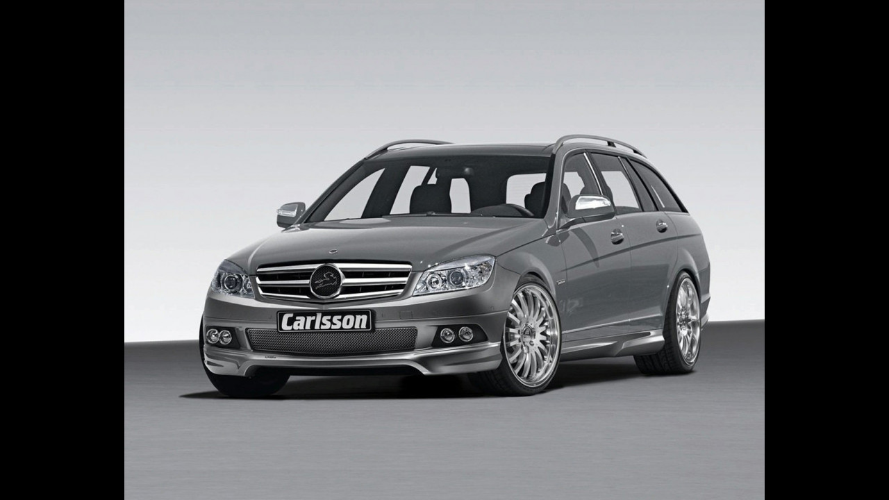 Mercedes Classe C SW by Carlsson