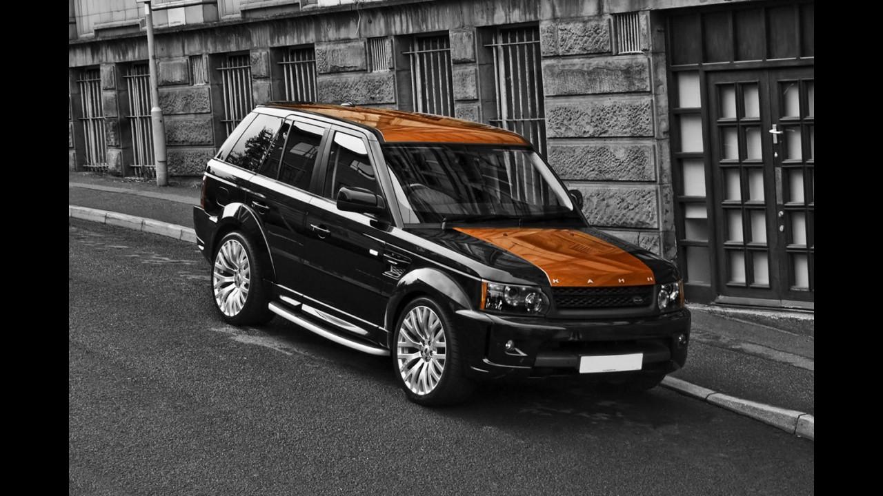Project Kahn Range Rover Sport Vesuvius