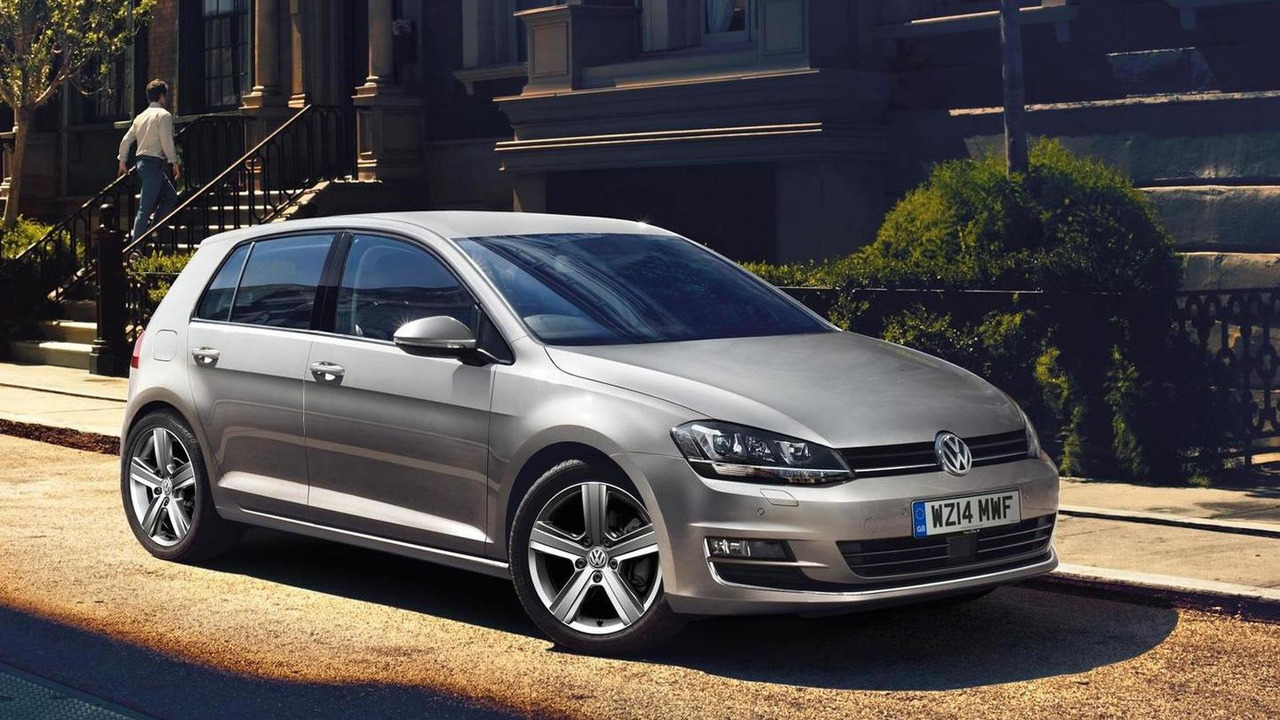 2014 Volkswagen Golf Match (UK-spec)