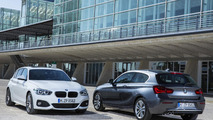 2015 BMW 1-Series facelift