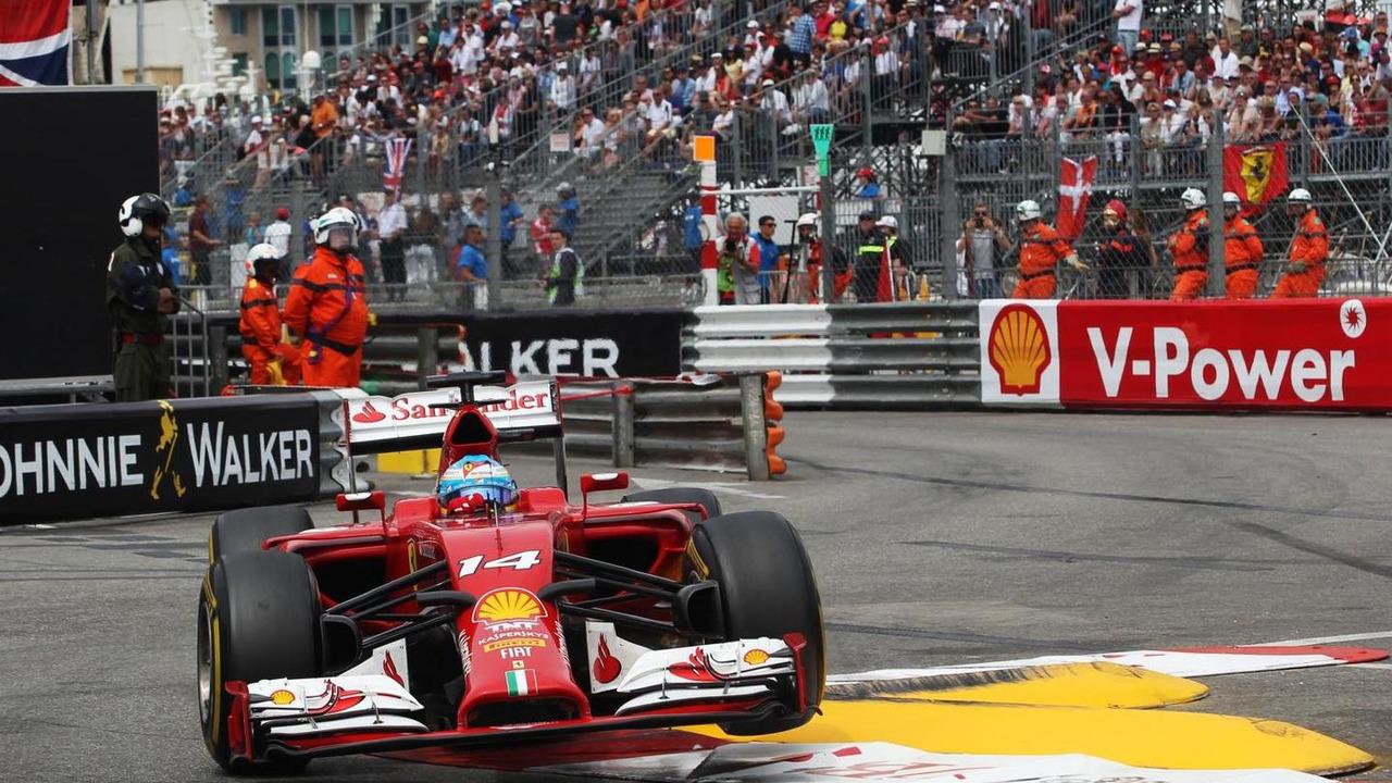 Fernando Alonso (ESP), 25.05.2014, Monaco Grand Prix, Monte Carlo / XPB