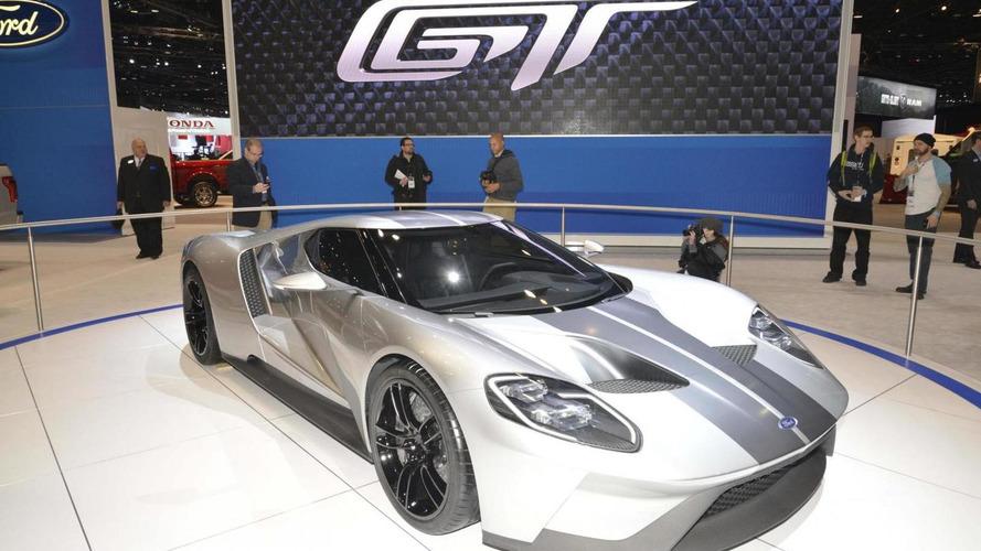 Ford - La nouvelle GT disponible en commande
