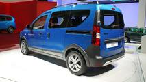 Dacia Dokker Stepway at 2014 Paris Motor Show
