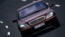 Mercedes SGuard