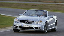 Mercedes SL 55 and SL 65 AMG Facelift