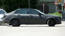 New Mercedes C-Class Spy Pics