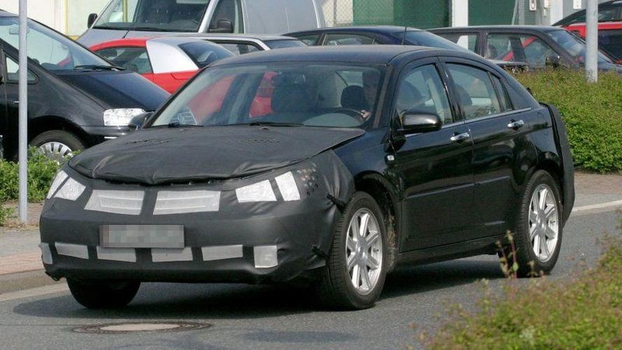 New 2007 Chrysler Sebring Spy Photos