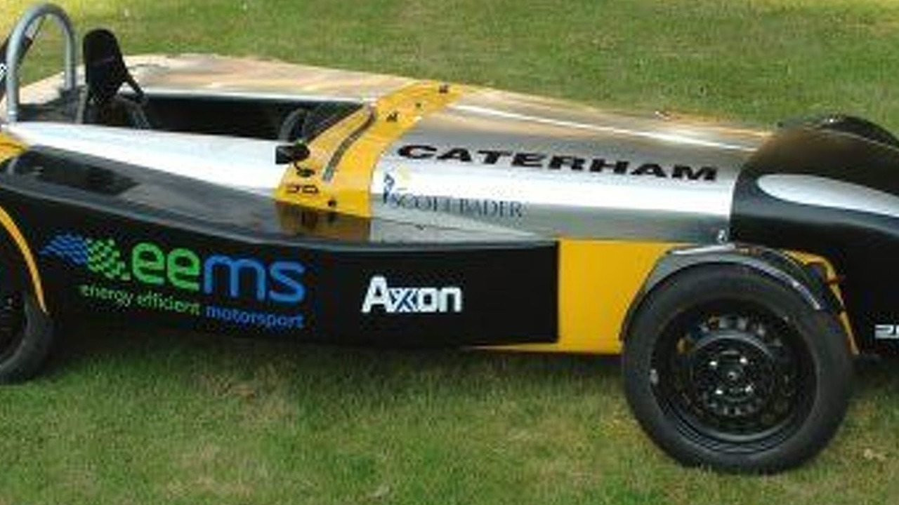 131 mpg Caterham