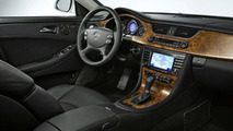 Mercedes CLS 63 AMG interior