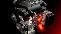 Mitsubishi 6G75 3.8 litre V6 Engine