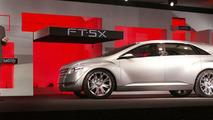 Toyota Unveils FT-SX Concept