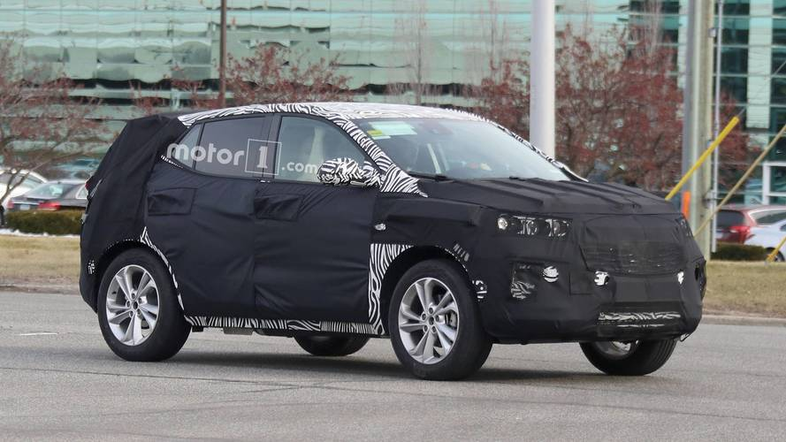2020 Buick Encore Spied For The Very First Time