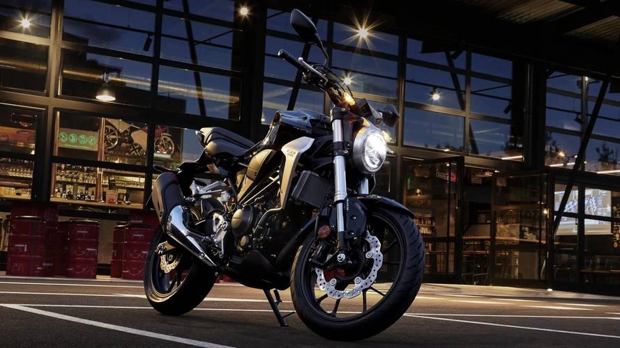 Nova Honda CB300R 2018 completa a gama Neo Sports Cafe