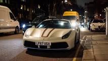 Ferrari 488 Pista launched in London