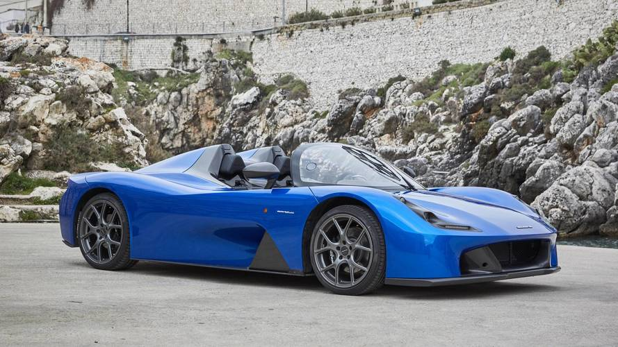 Dallara Stradale First Drive: Lightness, Reborn