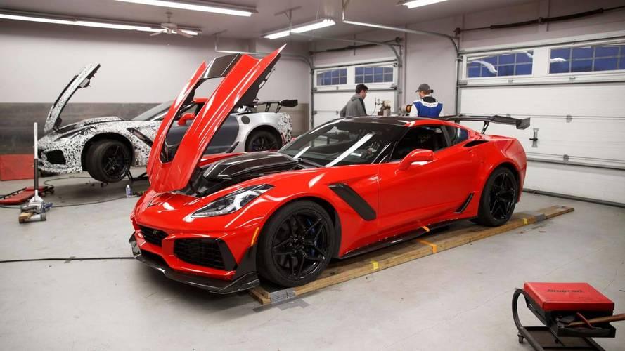 2018 Chevrolet Corvette ZR1 - VIR