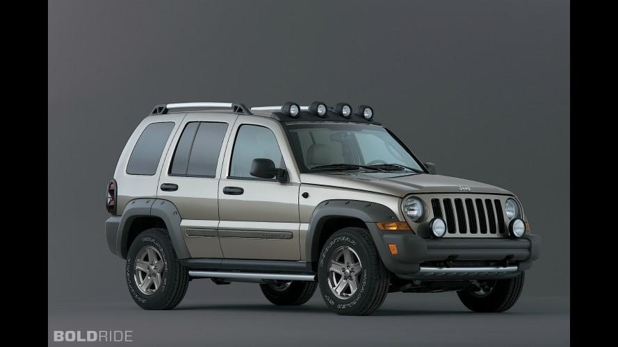 Jeep Liberty Renegade