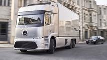Mercedes Urban eTruck konsepti
