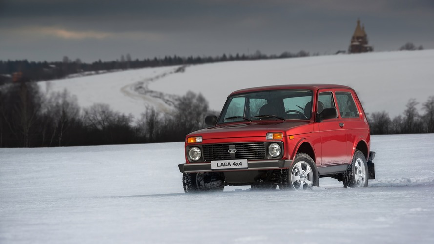 Soviet Bloc Cars Were Weird: Lada Niva