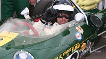 Jim Clark tribute, Dario Franchitti