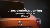 Teaser Nissan Micra 2017