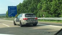 Olası ekstrem Mercedes-AMG C63 Estate casus fotoğrafı