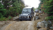 2016 Mercedes-Benz G-Class off-road experience