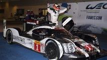 Race winners #1 Porsche Team Porsche 919 Hybrid: Timo Bernhard, Mark Webber, Brendon Hartley