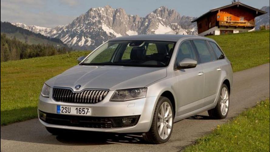 Skoda Octavia Wagon, nuove offerte