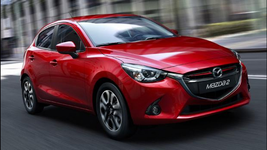 Mazda 2, la virtù sta nel mezzo