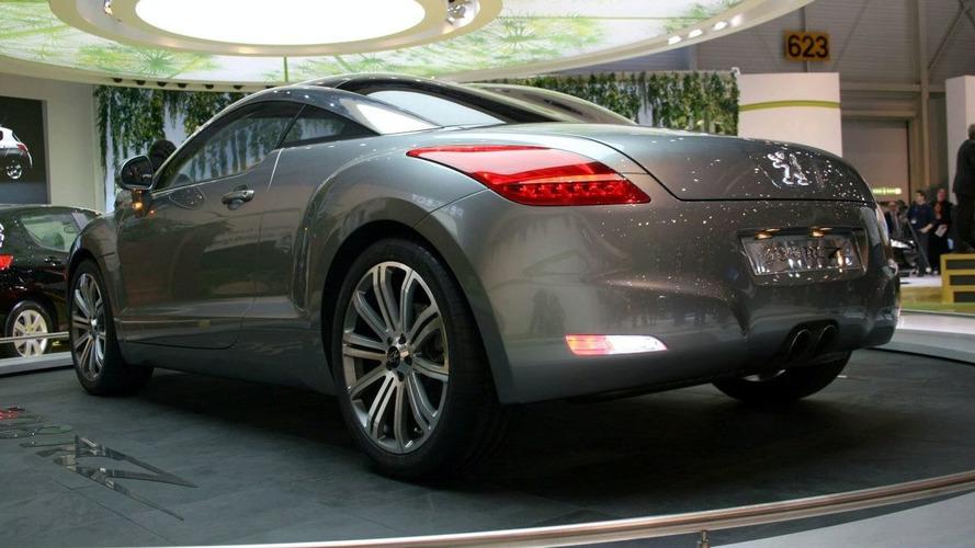 Peugeot RC Z Concept Confirmed for Production