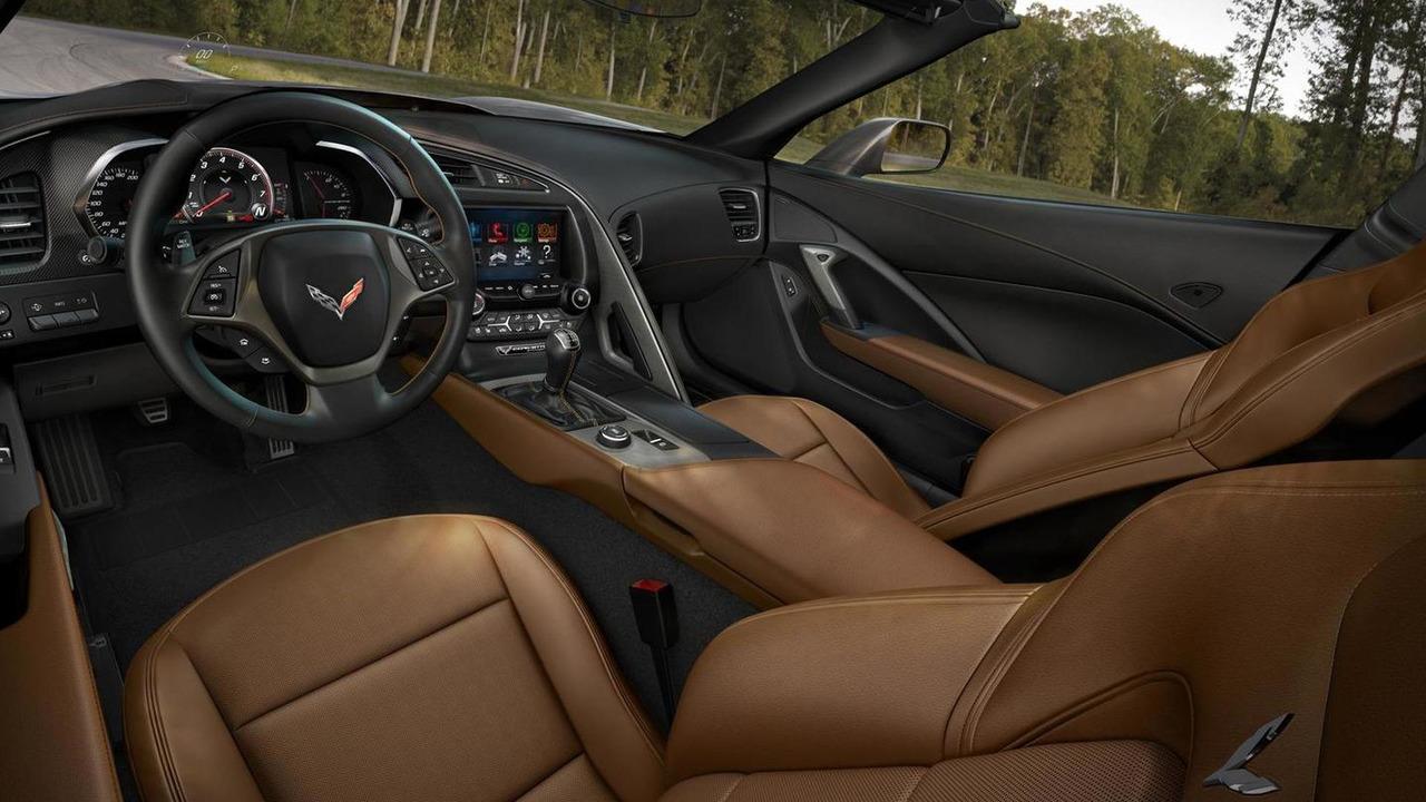 Chevrolet Corvette Stingray Convertible (not confirmed)