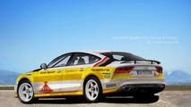 Audi Quattro RS7 Group B Tribute