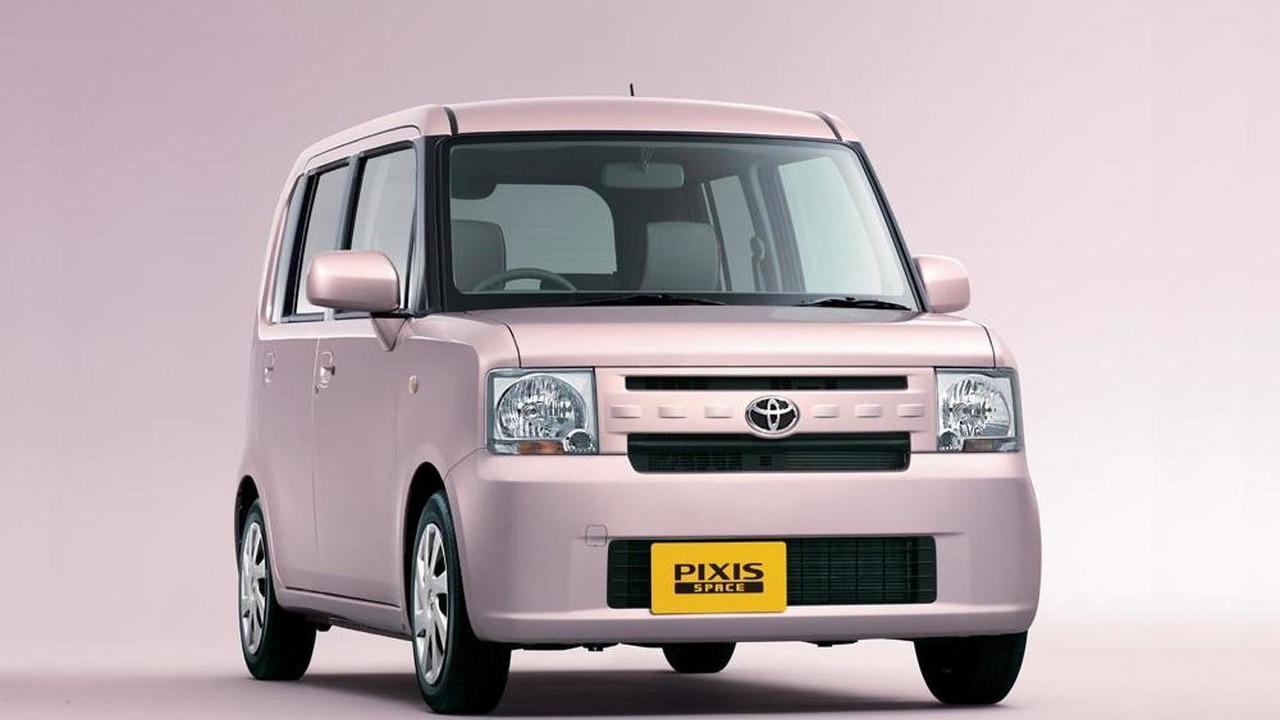 Toyota Pixis Space - 26.9.2011