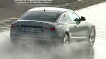 Audi A5 Coupe Spy Photo